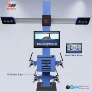 Cheap High Efficiency Original 3D Wheel Aligner Balancing Machine Portable Auto Diagnostic Tool for sale