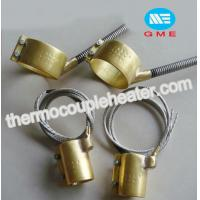 Cheap Heating element Electric Band heater Brass Nozzle Band Heater for injection moulding machine wholesale