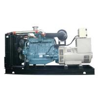 Cheap Low price 90kw  Daewoo diesel generator set  AC three phase   factory price for sale