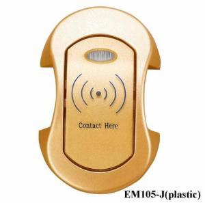 Cheap Em Card Intelligent Cabinet Lock for Sauna Bathroom or SPA Room (EM-105J) for sale