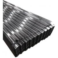 Cheap Z40 Prime Corrugated Galvanized Steel Sheet 0.13mm - 0.8mm Thickness QY-01 for sale