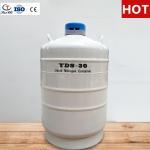 Cheap TIANCHI Liquid Nitrogen Biological Container 30L Aviation Aluminum Tank Price for sale