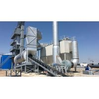 Cheap LB-2000 model Asphalt mixing Plant , 0.075mm aggregate 0.7MPA compressor, 5.5kw filler conveyor for sale