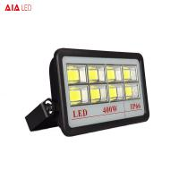 Cheap New water proofing IP66 high power led flood lights COB 400W LED Flood lighting for hotel for sale