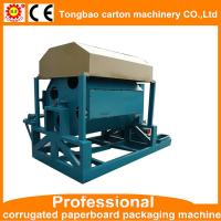 Cheap automatic egg tray machine pulp moulding machine for sale