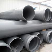 Cheap PVC Pipes, Suitable for Drinkable Water, Water-saving Irrigation System Design  for sale