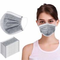Cheap Earloop Style Disposable Non Woven Face Mask Effectively Remove Unpleasant Smell for sale