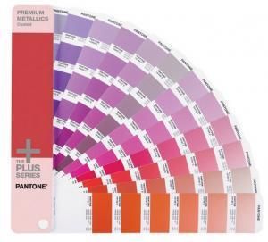 Cheap 2015 Edition PANTONE Metallics Color Card - 10 for sale