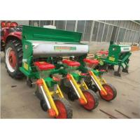 China Farm Tractors Machinery Implements Corn Precise Position Seeder 600-800cm Row Spacing on sale