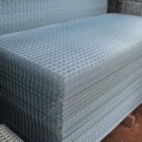 Cheap 50*50mm Galvanized Wire Mesh Garden Fence Panels For Cages 1-3m Width for sale