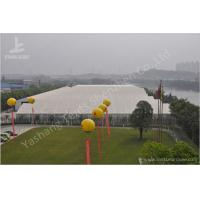 Cheap PVC Fabric Roof Outside Industrial Storage Tents Customized ISO CE Certification wholesale
