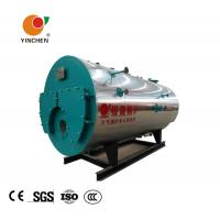 Cheap Pharmaceutical Industry Gas Fired Steam Boiler 1-2.5Mpa Rated Steam Pressure for sale