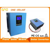 Cheap Low Frequency Solar Powered Inverter With Charger 1kva 110V 220V 12V 24V CE FCC wholesale
