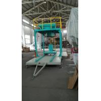 Cheap Fly Ash Jumbo FIBC Automatic Bag Filling Machine CE Approval 380v / 220v 50HZ for sale
