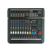 Cheap 12 channel professional audio mixer UV12 for sale