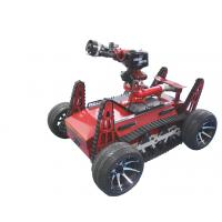 Buy cheap Rxr-m80lgd Fire Fighting Equipment All Terrain Firefighting Robot 564kg from wholesalers