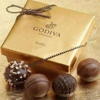 Cheap Chocolate Gift Box with Magnet, Measures 25x16x7cm for sale