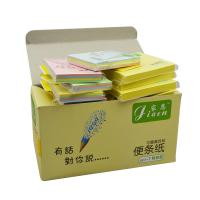 Cheap Custom Die Cut Sticky Notes Cartoon Memo Pad With Paper Card for sale