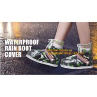 China PVC VAMP, PVC SOLE, PVC SHOES, PVC BOOTS,WATERPROOF RAIN BOOT COVER,reusable shoe rain cover ,waterproof safety rain boo on sale