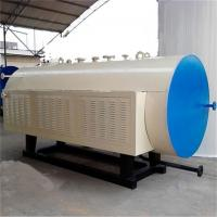 Cheap Fire Tube Industrial Electric Boiler , WDR Type Steam Heat Boiler for sale