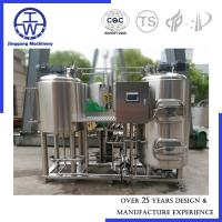 Cheap Steel Jacketed Fermenter Fermentor Craft Brewery Equipment 300L 500L 1000L for sale