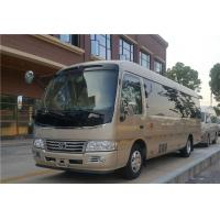 Cheap 130 Km/H Max Speed Second Hand Coaster Toyota Brand Gasoline Fuel With 19 Seats for sale
