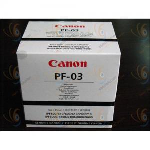 China Canon PF-03 Print Head for canon IPF printer on sale