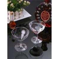 China Disposable plastic 5.3oz glass on sale