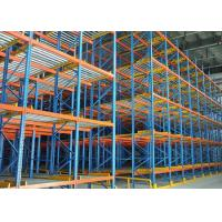 Cheap Logistic equipment gravity flow pallet rack for sale for sale