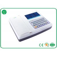 China Handheld Portable ECG Machine PC Based CE Approved Home / Hospital Use on sale