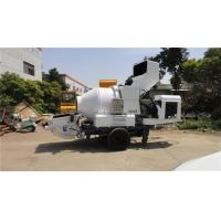 China Truck Concrete Mixer Diesel Concrete Mixer For Private House Construction on sale