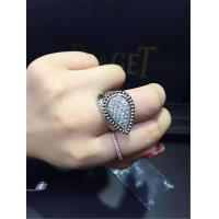 Cheap Jewelry factory in Shenzhen, China Br diamond ring 18k white gold yellow gold rose gold diamond ring for sale