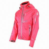 Cheap Women's jacket, waterproof, breathable, 3-layer softshell fabric, fully seams taped for sale