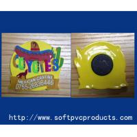Cheap Colorful Flexible Rubber Custom Magnets for Fridge , Novelty Promotional Refrigerator Magnets for sale