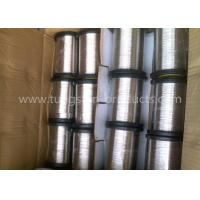 China High Purity 99.95 Pure Tungsten Wire Polished Surface 1.0mm for Vacuum Metallizing on sale