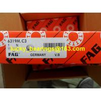original FAG deep groove ball bearing 6319M C3