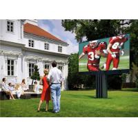 Cheap Slim P5 P6 P8 P10 P16 Outdoor LED Displays , Triangle Advertising LED Sign Board wholesale
