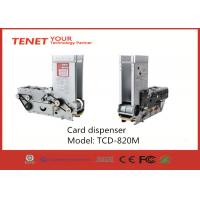 Cheap Card dispenser with paper card polyster card automatically dispensing for sale