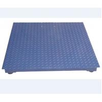 Cheap 1000lb 1 Ton Floor Weighing Scale Bench A12E Platform High Precision Stable Performance for sale