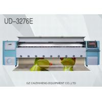 Cheap Automatic HD Solvent Printing Machine , UD 3276E PVC Sticker Printing Machine for sale