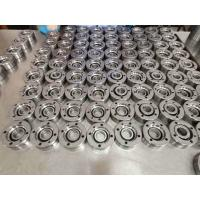 Buy cheap ZKLF1762-2RS / P4 Axial Angular Contact Ball Bearing For Machines Tools from wholesalers