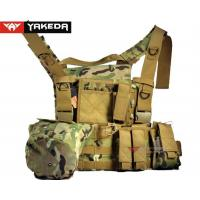 Buy cheap Police Stab And Bullet Proof Vest / Body Armor Bullet Proof Vest from wholesalers