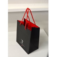 Cheap Gift paper bag - customized by for sale