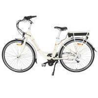 Cheap High Performance Electric Commuter Bike 36V 9AH Lithium Battery Customized Color for sale