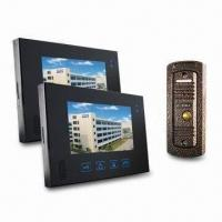 Cheap ODM for Touch Button Video Intercom, Suitable for Home Security for sale