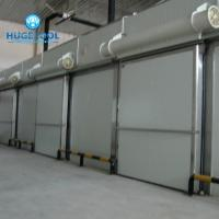 Cheap Customized Size Modular Cold Room Sliding Door Type With Puf Foam for sale