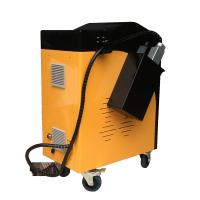 Cheap Oxide Removal 120W Fiber Laser Cleaning Machine Mold Cleaning Surface Preparation for sale