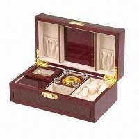 Cheap Wooden Gift Box, 10mm Thickness for sale