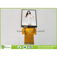 China 2.4 Inch 240x320 Touch screen TFT LCD module Portrait type LCD Display on sale