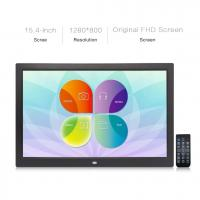Buy cheap Led Screen Large Digital Picture Frame 1280*800 Resolution JPEG/JPG Pic Format from wholesalers